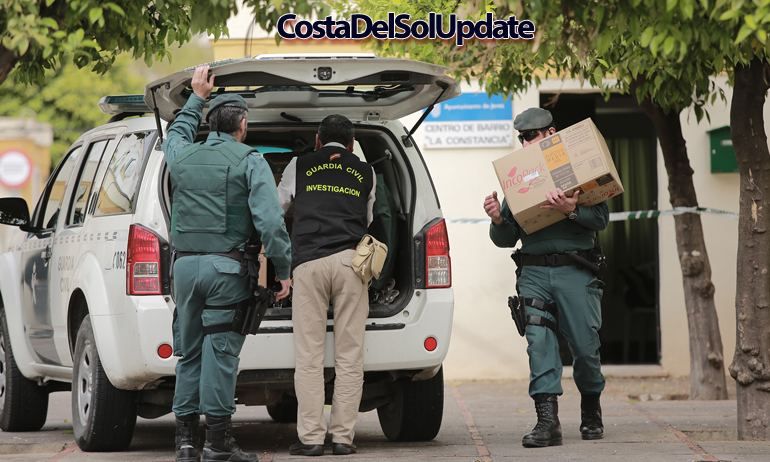 Guardia Civil Box