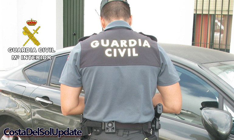 Guardia Civil Phone