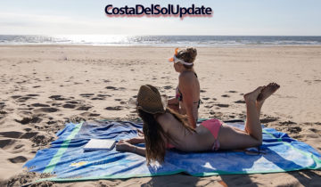 Towels Banned From Costa Del Sol Beaches