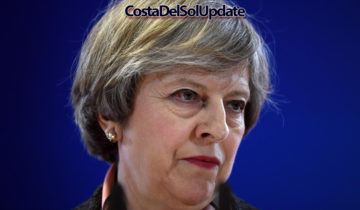 Theresa May Marbella Evacuation Plan Revealed